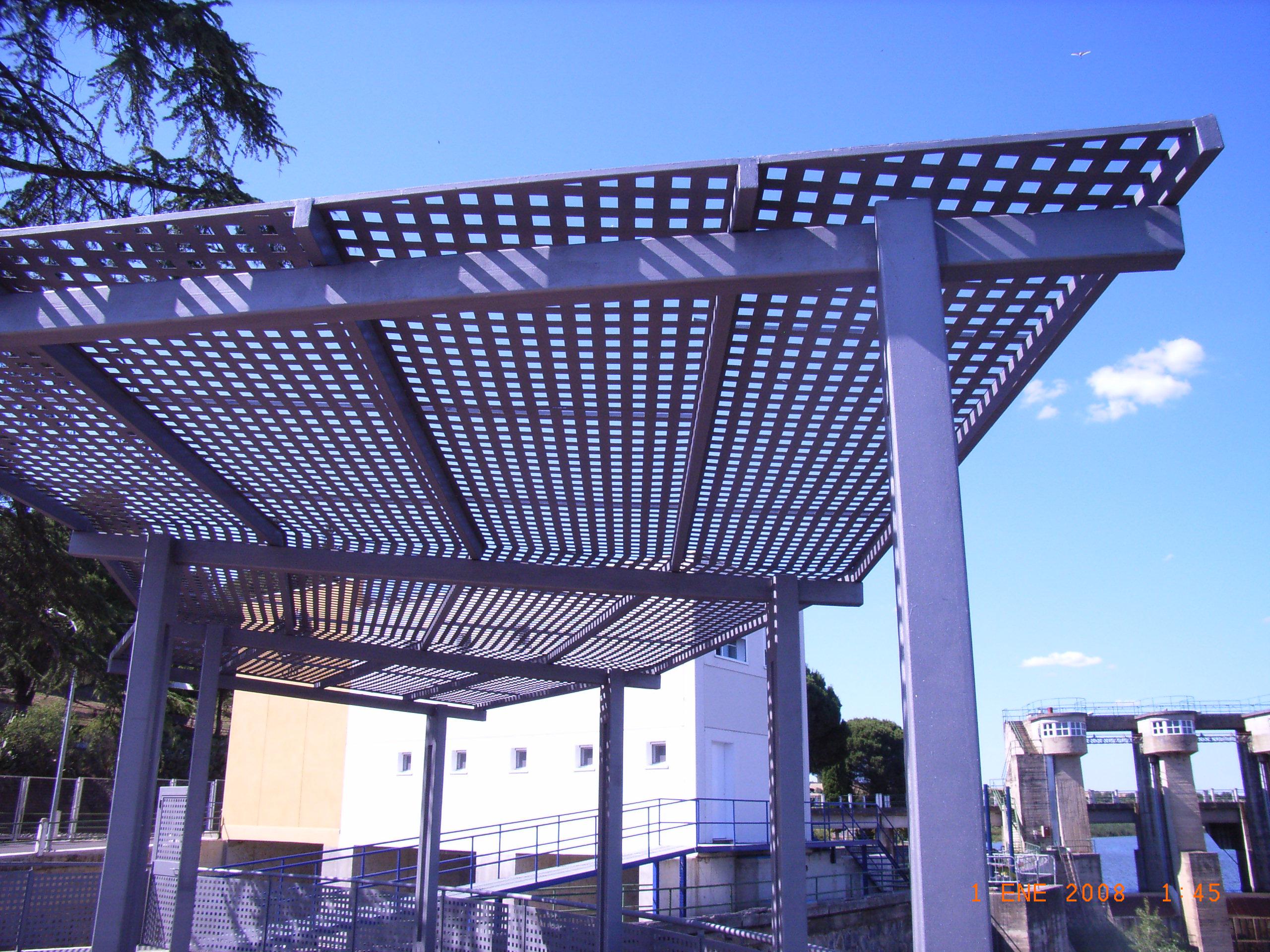 Carpintería Metálica en Hierro