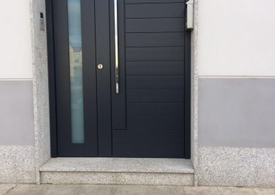Puerta de seguridad Blindada