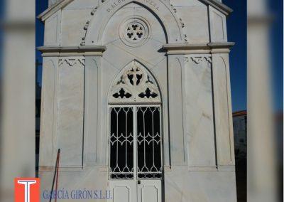 Puerta Panteón